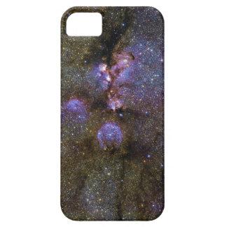 Infrared Image of the Cat's Paw Nebula NGC 6334 iPhone SE/5/5s Case