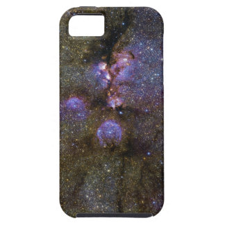 Infrared Image of the Cat's Paw Nebula NGC 6334 iPhone SE/5/5s Case