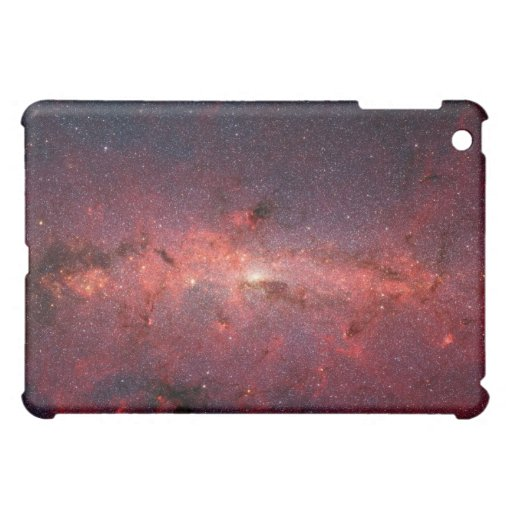 Infrared Image of the Milky Way Galaxy iPad Mini Cases