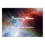 Infrared Light in the Orion Nebula Business Card Templates