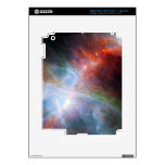 Infrared Light in the Orion Nebula iPad 3 Skins