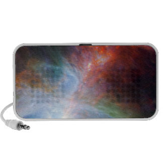 Infrared Light in the Orion Nebula Portable Speakers