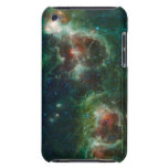 Infrared mosaic of the Heart and Soul nebulae Case-Mate iPod Touch Case