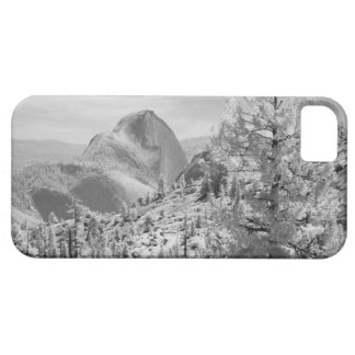 Infrared photo in East side of Yosemite National 2 iPhone SE/5/5s Case