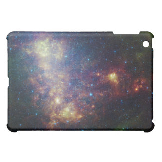 Infrared portrait revealing the stars and dust cover for the iPad mini