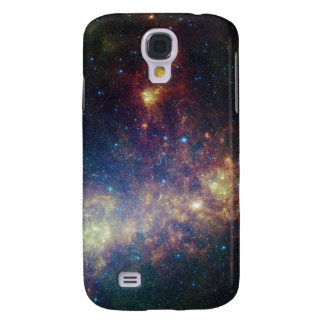 Infrared portrait revealing the stars and dust samsung galaxy s4 cover