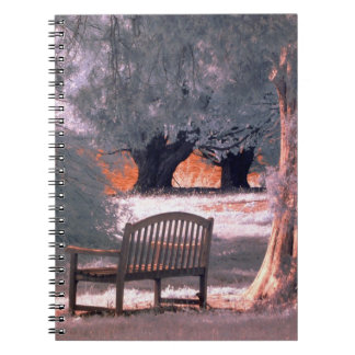 Infrared scene notebook