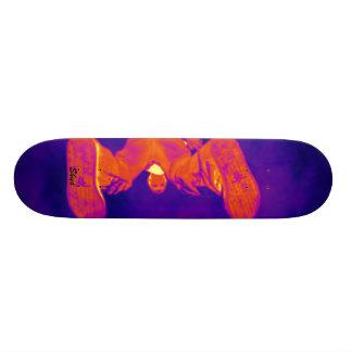 Infrared SkyView (goofy) Skateboard Deck
