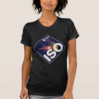Infrared Space Observatory (ISO) T-Shirt