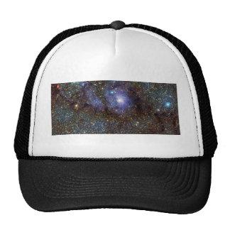 Infrared View Lagoon Nebula Messier 8 M8 NGC 6523 Trucker Hat