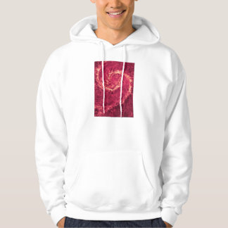 Infrared Whirlpool Galaxy Messier 51a NGC 5194 Hoodie
