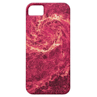 Infrared Whirlpool Galaxy Messier 51a NGC 5194 iPhone SE/5/5s Case