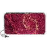 Infrared Whirlpool Galaxy Messier 51a NGC 5194 Speaker System