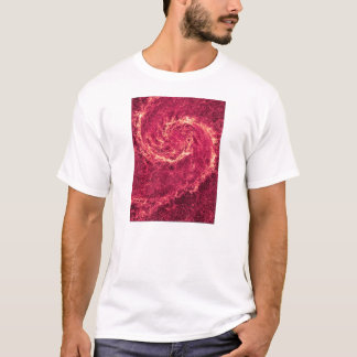 Infrared Whirlpool Galaxy Messier 51a NGC 5194 T-Shirt