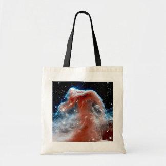 Infrarrojo de la nebulosa de Horsehead Bolsas Lienzo