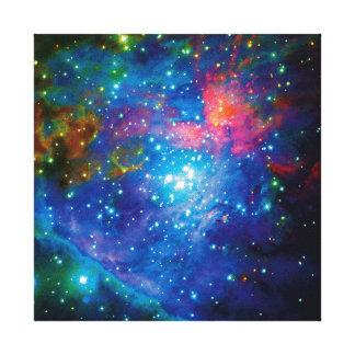 Infrarrojo de la nebulosa de Orión Impresión En Lienzo