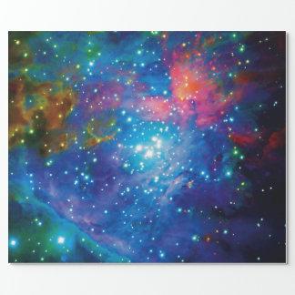 Infrarrojo de la nebulosa de Orión Papel De Regalo