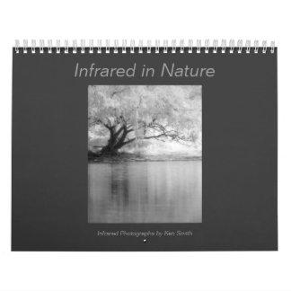 Infrarrojo en el calendario 2010 de la naturaleza