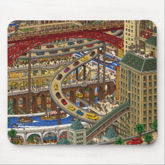INFRASTRUCTURE MOUSEPADS
