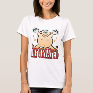 Infuriated Fat Man T-Shirt