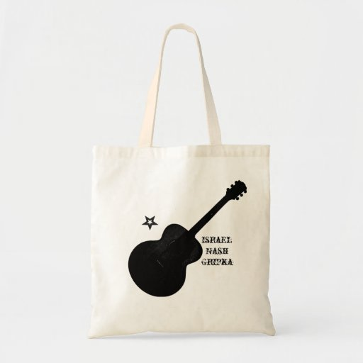 ING: Guitarras y tote de la estrella Bolsa