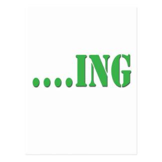ING POSTCARD