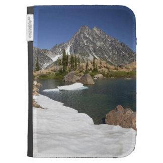 Ingalls Lake and Mount Stuart 4 Kindle Case