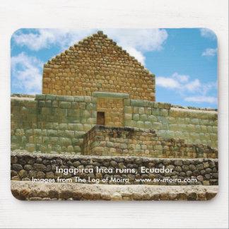 Ingapirca Inca ruins, Ecuador Mouse Pad