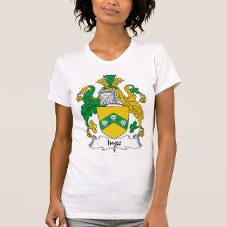 Inge Family Crest Shirts