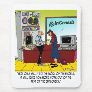 InGenesis Custom Cartoon Mouse Pad
