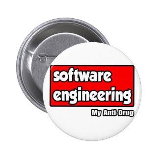 Ingeniería de programas informáticos… mi antinarcó pins