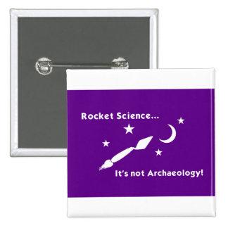 Ingeniería espacial… Insignia Pin