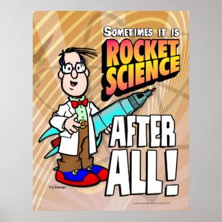 Ingeniería espacial posters