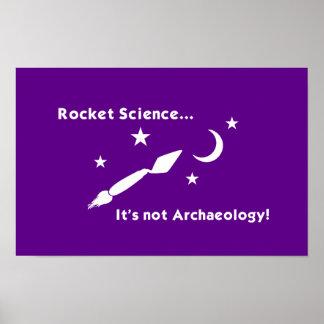 Ingeniería espacial… Poster