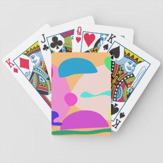 Ingeniería genética barajas de cartas