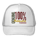 Ingeniero automotriz auténtico gorra