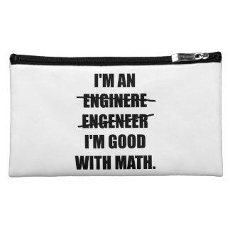 Ingeniero bueno con matemáticas