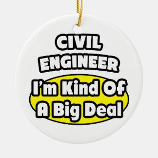 Ingeniero civil = clase de una gran cosa ornamentos de reyes magos