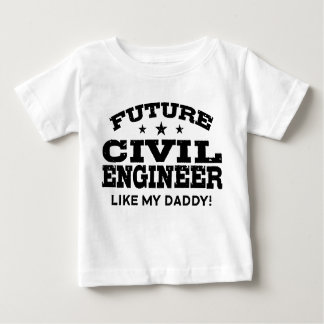 Ingeniero civil futuro remera