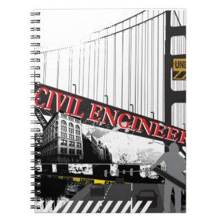 Ingeniero civil libreta