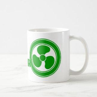 INGENIERO DE LA HVAC TAZA DE CAFÉ