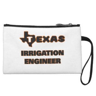 Ingeniero de la irrigación de Tejas
