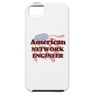 Ingeniero de la red americana iPhone 5 carcasas