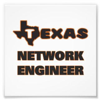 Ingeniero de la red de Tejas Cojinete