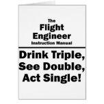 ingeniero de vuelo felicitacion