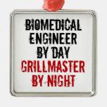 Ingeniero del Biomedical de Grillmaster Adorno