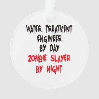 Ingeniero del tratamiento de aguas del asesino del