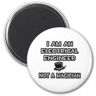 Ingeniero eléctrico… no un mago iman para frigorífico
