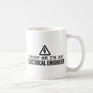 Ingeniero eléctrico taza clásica