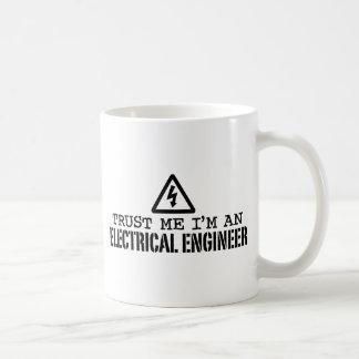 Ingeniero eléctrico tazas